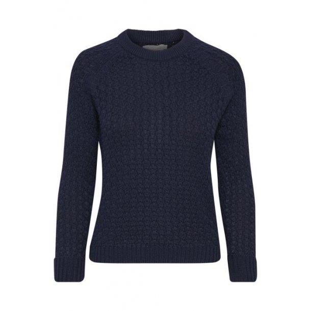 Fransa Cihand<br>Pullover blue