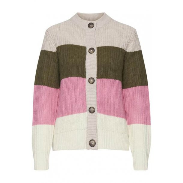 B.Young Margot Cardigan Olive
