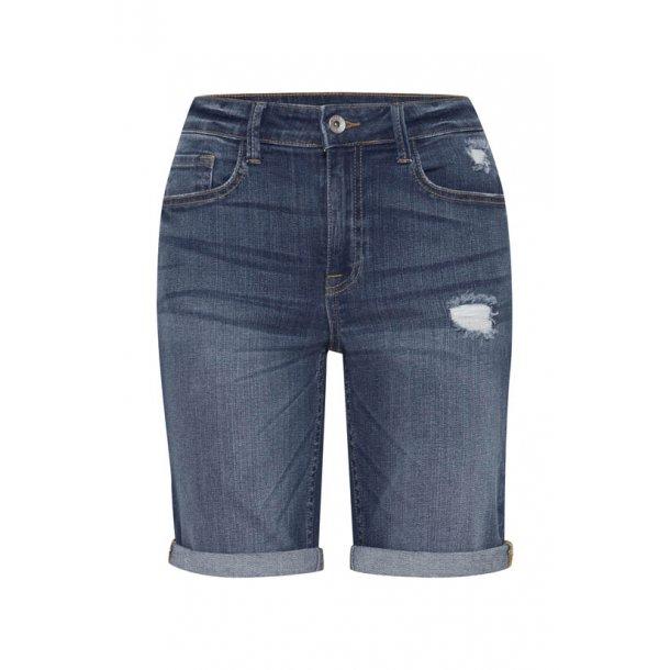 B.Young Kato Bylux Denim Shorts